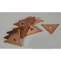 Треугольная пластина (20шт.)