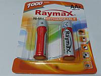 Аккумулятор (2шт.) Raymax HR6 1.2V 1000mAh Ni-MH AA