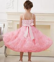 Кружевное платье без рукавов, фото 2