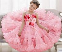 Кружевное платье без рукавов, фото 3