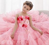Кружевное платье без рукавов, фото 4