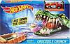 Игровой набор Hot Wheels Crocodile Crunch  dwk96  DWK94