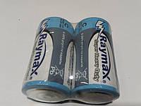 Батарейка (2шт.) Raymax C2 R14P UM2 C 1.5V