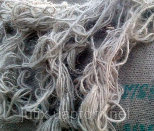 Текстильные отходы (шпагатно-веревочные отходы), фото 2
