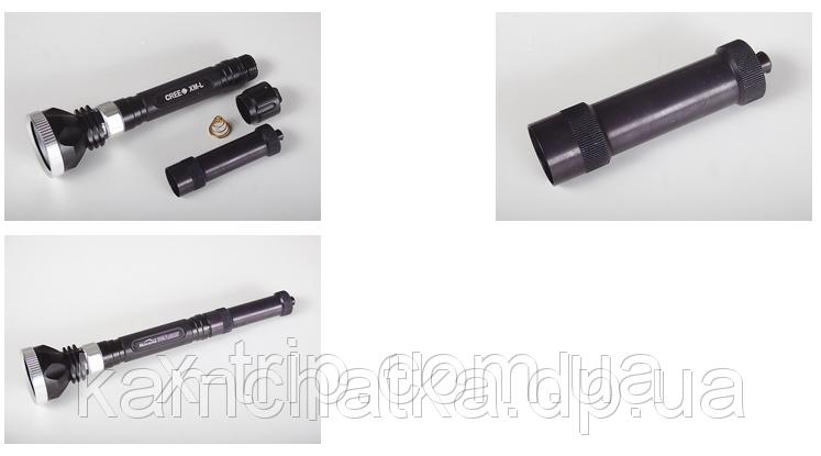 Удлинитель под дополнительную батарею на фонари Magicshine MJ-810, 810E и др.