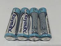 Батарейка (4шт.) Raymax R6 UM4 AA 1.5V