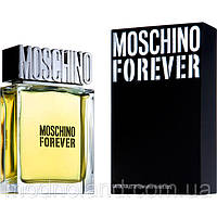 Мужская туалетная вода Moschino Forever 100 ml (Москино Форевер)