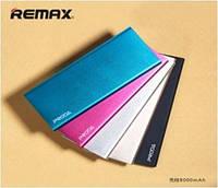 Внешний аккумулятор Power Bank 8000 mAh Lithium Polymer Remax Proda Vanguard PP-V08, черный