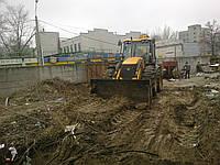 Аренда фронтального погрузчика Киев