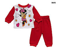Костюм Minnie Mouse для девочки. 1, 2, 3 года