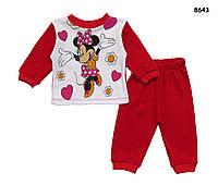 Костюм Minnie Mouse для девочки. 2 года