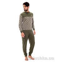 Комплект одежды для мужчин Jokami Orion зеленый XXL