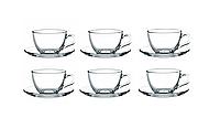 Pasabahce Basic Сервиз чайный 12 предметов