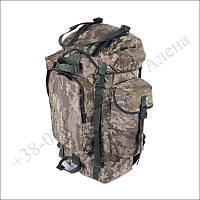 Туристический рюкзак 75 литров пиксель для туризма, армии, рыбалки кордура