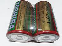 Батарейка (2шт.)Tochiba D2 R20P UM1 D 1.5V