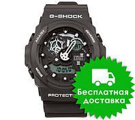 Спортивные часы CASIO G-Shock GA-300 Black White