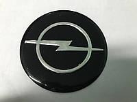 Опель Наклейка Opel (d 75мм)