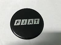 Fiat Siena 1998+ гг. Наклейка Fiat (d 75мм)