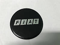 Fiat Ducato 1995-2006 гг. Наклейка Fiat (d 75мм)