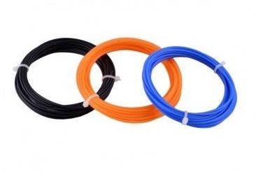 Набор PLA пластика 6 цветов по 5 м., фото 2