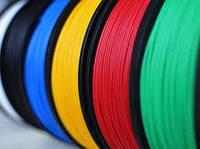 Набор PLA пластика 6 цветов по 5 м.
