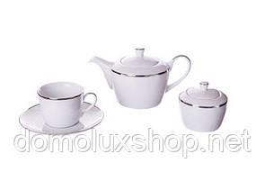 DPL Metropolitan Platinum Набор чайный 16 предметов (019776)