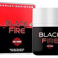 Harley Davidson Black Fire туалетная вода 100мл