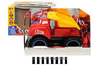 Грузовик (самосвал игрушечный) 3699-q1 на радиоуправлении, размер: 34,5х23,5х21 см