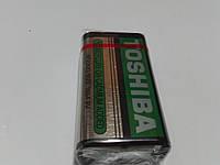 Батарейка Toshiba 6F22 9V