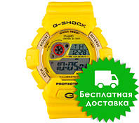 Часы Casio G-Shock gw-8900 YELLOW