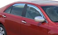 Дефлекторы окон (ветровики) Toyota Camry V50