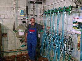 Герконовая плата  автомата промывки Брацлав