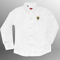 Детская рубашка (Белый)