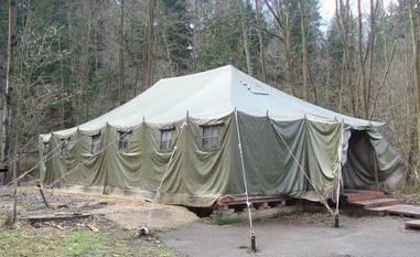 Армейская палатка УСБ-56 купить не дорого,