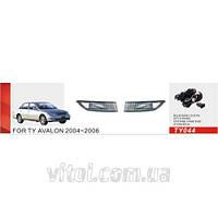 Фары доп.модель Toyota Avalon 2004/TY-044/эл.проводка