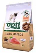 Optimeal Корм для собак малых пород 12кг