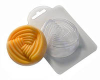 Форма для мыла пластиковая Завиток №2