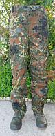 Брюки ( штаны ) камуфлированные флектарн Германия Собственное производство