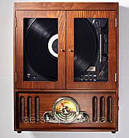 Граммофон музична шафа