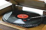 Ретро граммофон виниловый  Soundmaster, фото 4