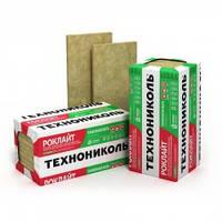 ТехноРоклайт щільність 30 100мм ( 2,88 м,кв, - упаковка) ТехноРоклайт щільність 30 50мм ( 5,76 м,кв, - упаковка)