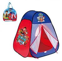"""Детская палатка  817 """"""""щенячий патруль"""" (копия)"""" кк"""