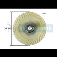 Шестерня электропилы пластиковая нар Ø 87 мм, внутр Ø 10 мм, 39 зубьев