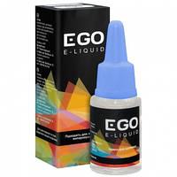 Жидкость для электронных испарителей EGO E-liquid (10мл, 12мг), черника