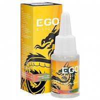 Жидкость для электронных испарителей EGO E-liquid (10мл, 0мг), цитрус+ягодный микс