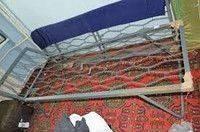 Кровать армейская разборная