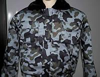 Куртка зимняя для охраны Собственное производство