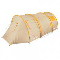 Палатка туристическая восьмиместная КЕМПИНГ Caravan 8+ (290x230x180см)
