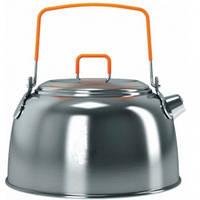 Чайник туристический костровой Кемпинг с ситечком для чая (0,75л)