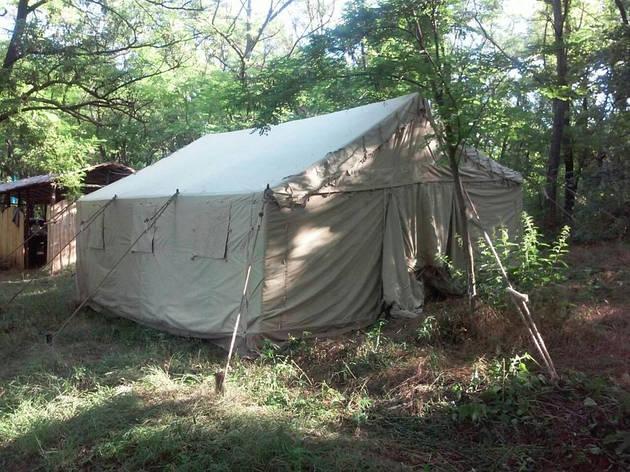 Палатка армейская зимняя УЗ 68, фото 2
